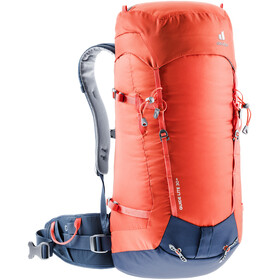 deuter Guide Lite 30+ Backpack, papaya/navy